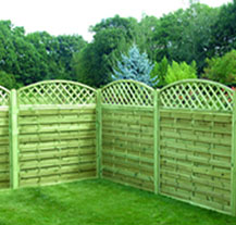 Clifton Fence Panel